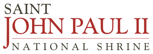 Logo Recognizing Pope John Paul II Council 4522's affiliation with thing